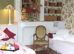 La chambre des Rhododendrons